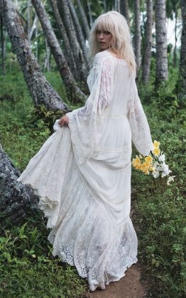 The Magnolia Gown