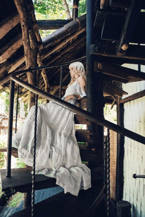 The Elizabeth Gown