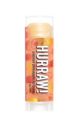 Hurraw - Papaya Pineapple Lip Balm