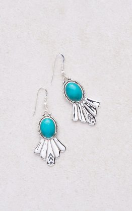 Antelope Earrings