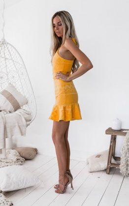 Shona Dress in Mango