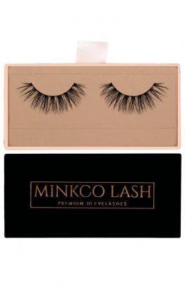 Minkco - Faux Mink Lashes In Wink
