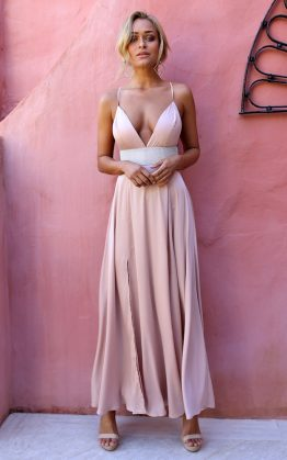 DEAR EMILIA True Colours Maxi Dress