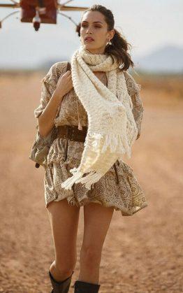 Lioness Tunic Dress