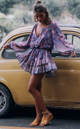 Bianca Long Sleeve Playdress