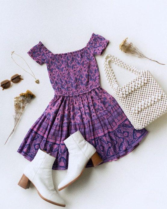 Journey RaRa Mini Dress