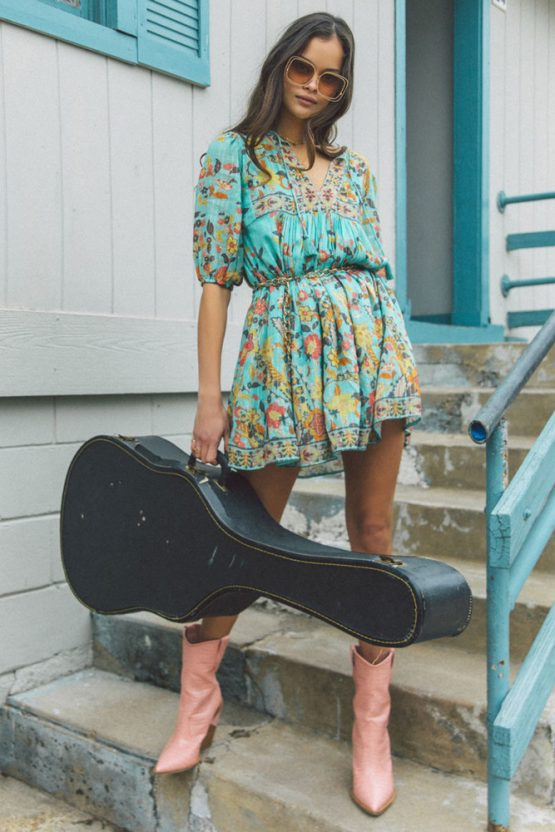 Hendrix Tunic Dress