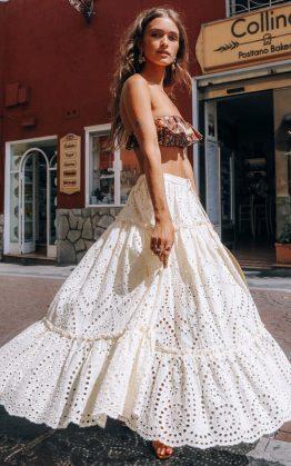 Fairytale Anglaise Skirt